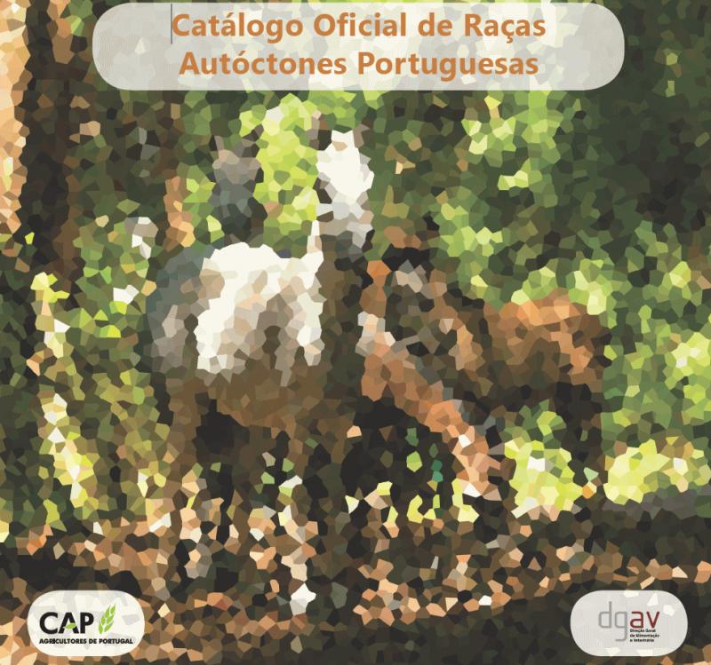 Catálogo das Raças Autóctones disponível em E-book