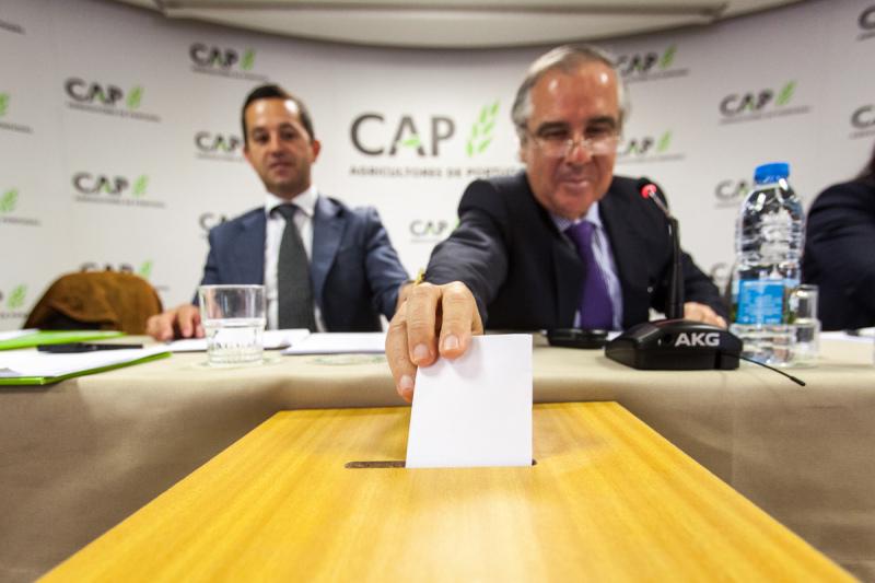 COVID-19: Eleições da CAP adiadas