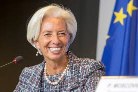 Lagarde assume Banco Central Europeu
