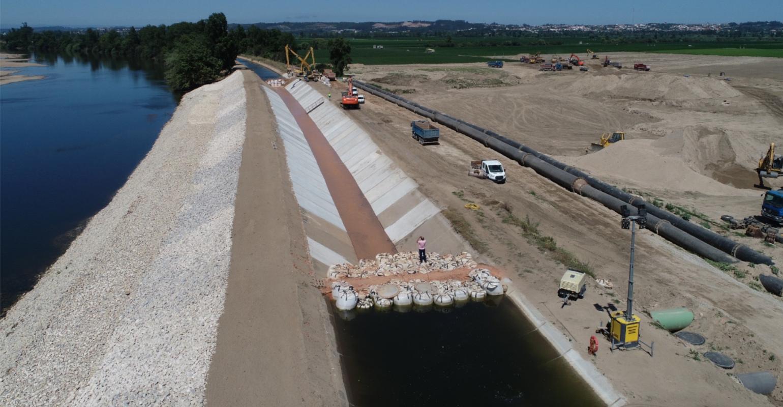 CAP Felicita Responsáveis pela Reconstrução do Canal do Mondego