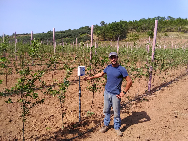 Cristovão Ferreira conquista  Prémio de Melhor Jovem Agricultor