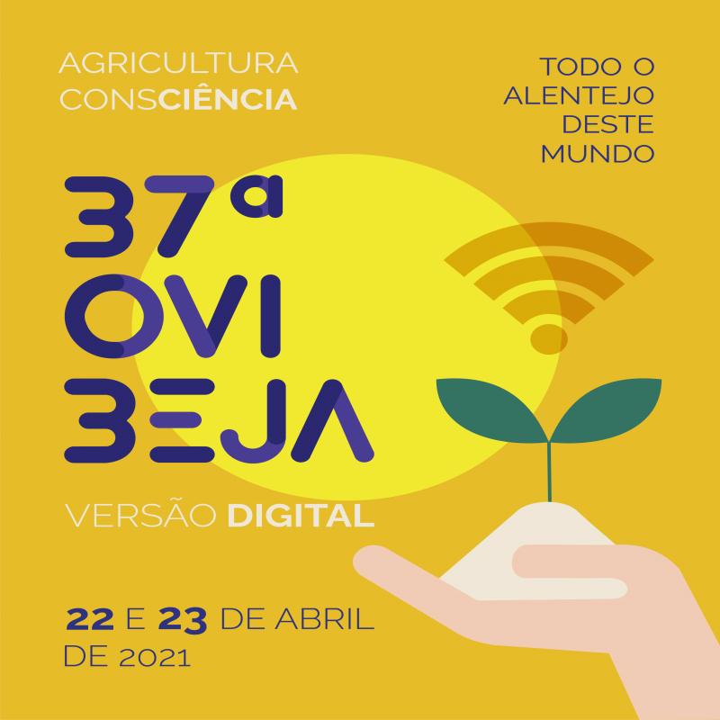 37ª Ovibeja será uma 'feira virtual' a realizar nos dias 22 e 23 de Abril