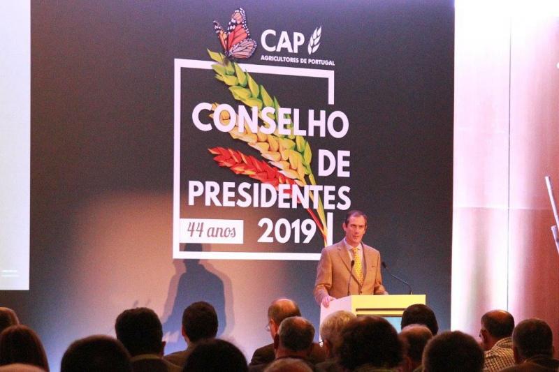 UMA CONDECORAÇÃO QUE É DE TODOS NÓS  afirma Luís Mira, secretário-geral da CAP