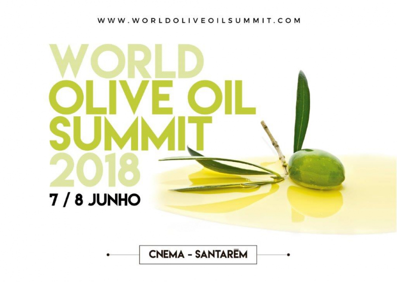 World Olive Oil Summit em Santarém