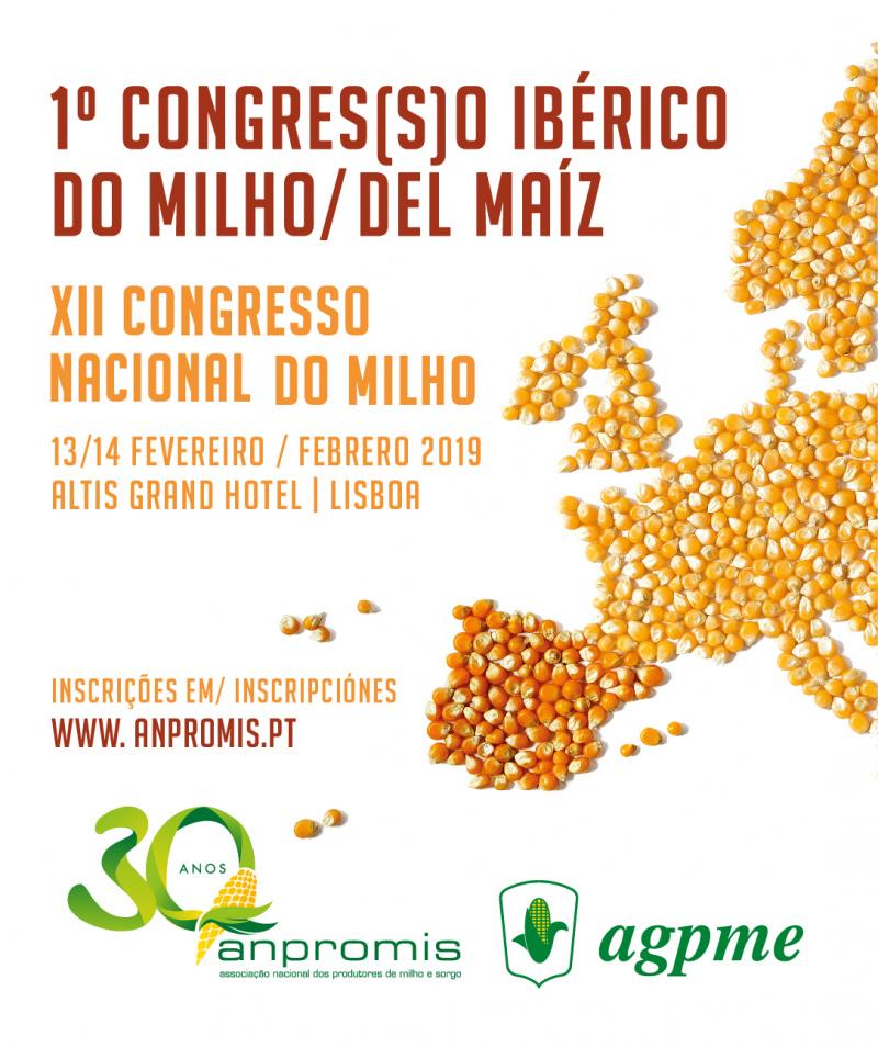 Lisboa recebe 1º Congresso Ibérico do Milho