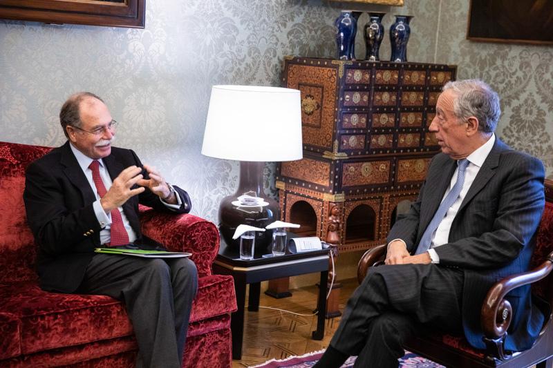 CAP partilha com Presidente da República preocupação sobre a falta de interesse dos políticos pela agricultura