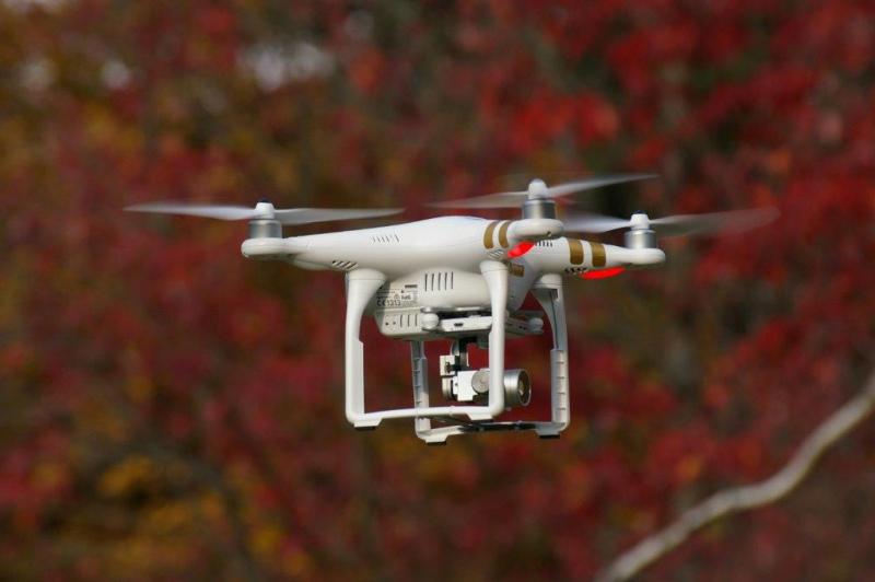 Drones não podem aplicar produtos fitofarmacêuticos