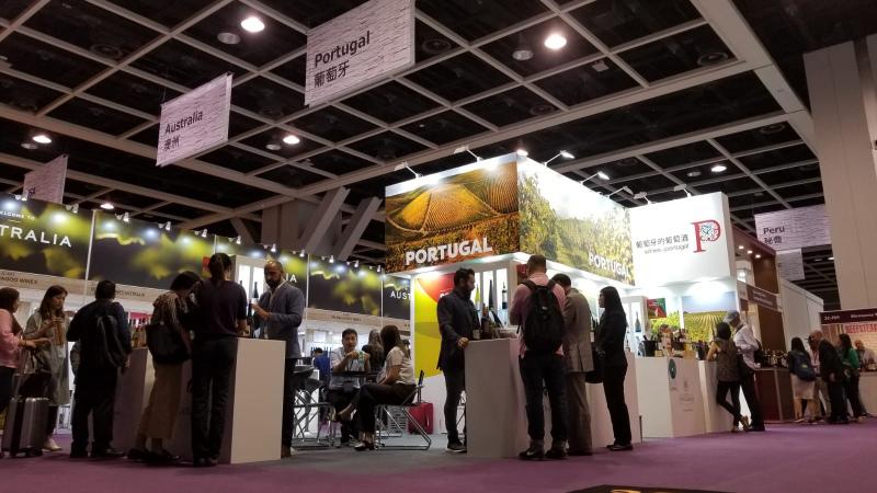 CAP leva vinhos portugueses a Hong-Kong