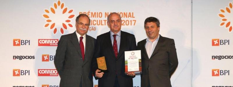 Prémio Nacional de Agricultura 2017  distingue ADVID