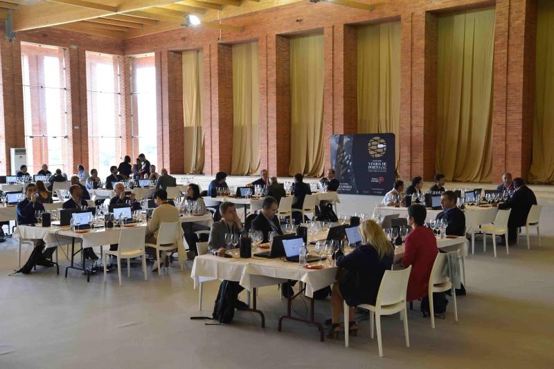 Concurso de Vinhos de Portugal 2019 termina 1ª fase em Santarém e segue para o Porto