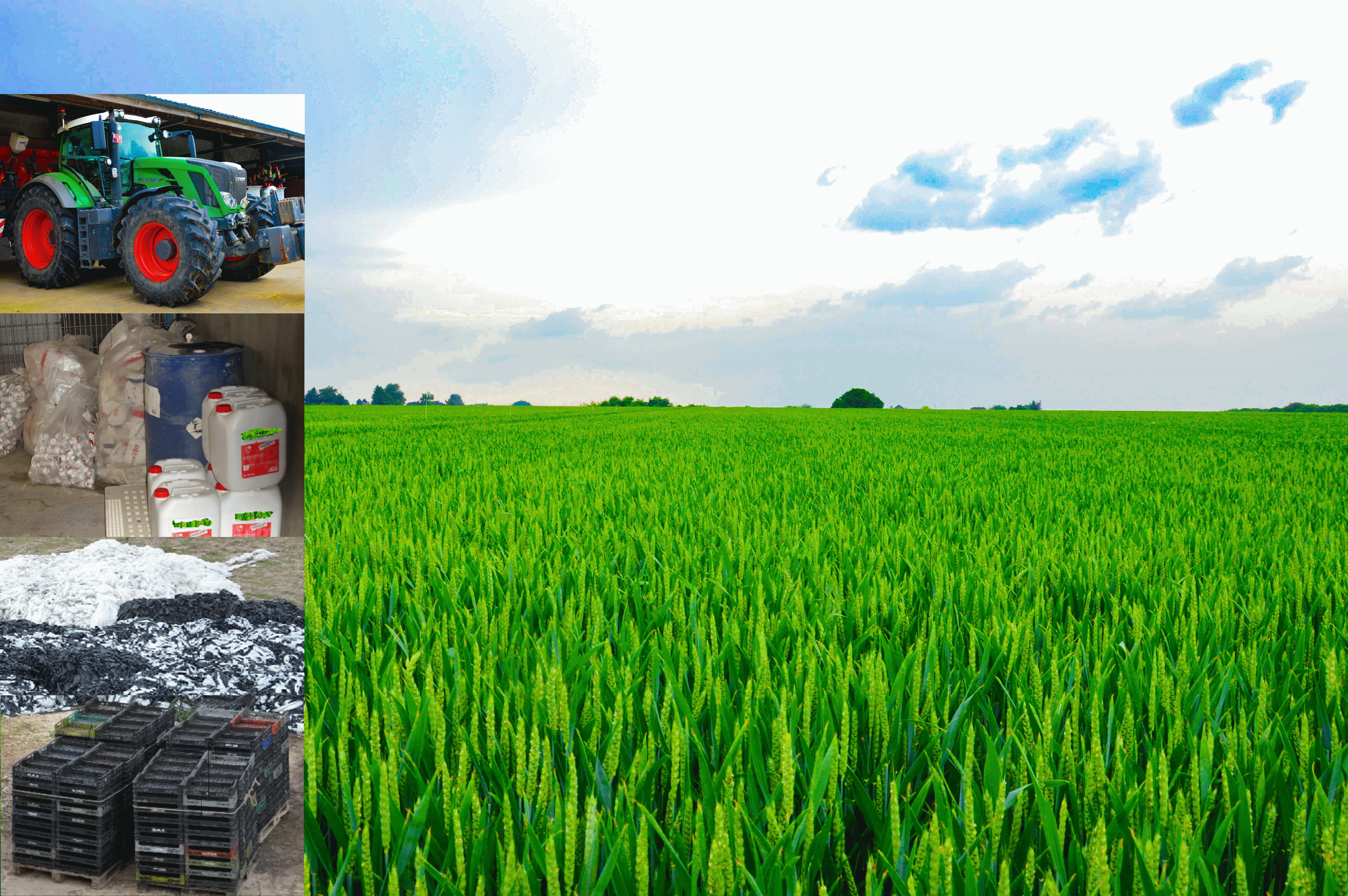 Workshop Gestão e Transporte de Resíduos no Sector Agrícola